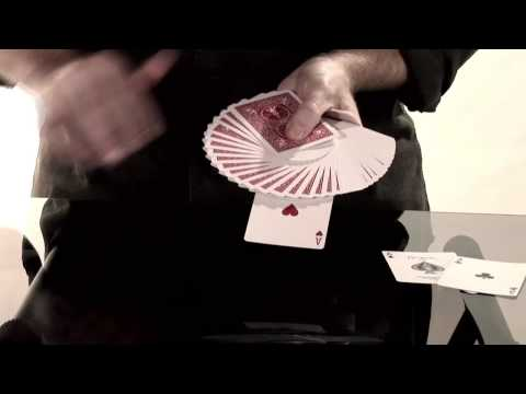 One-Hand Popover By Aaron Fisher - Card Tricks
