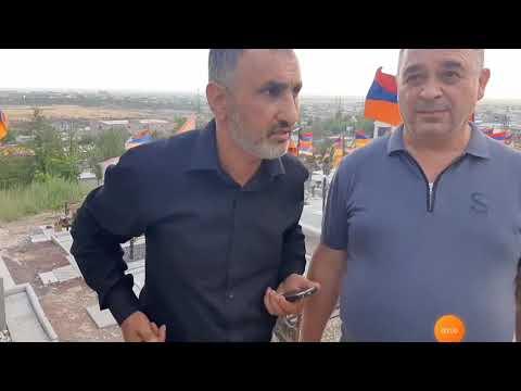 Araz,Arcvik Sargsyan(Shushii Qaxaqapet)