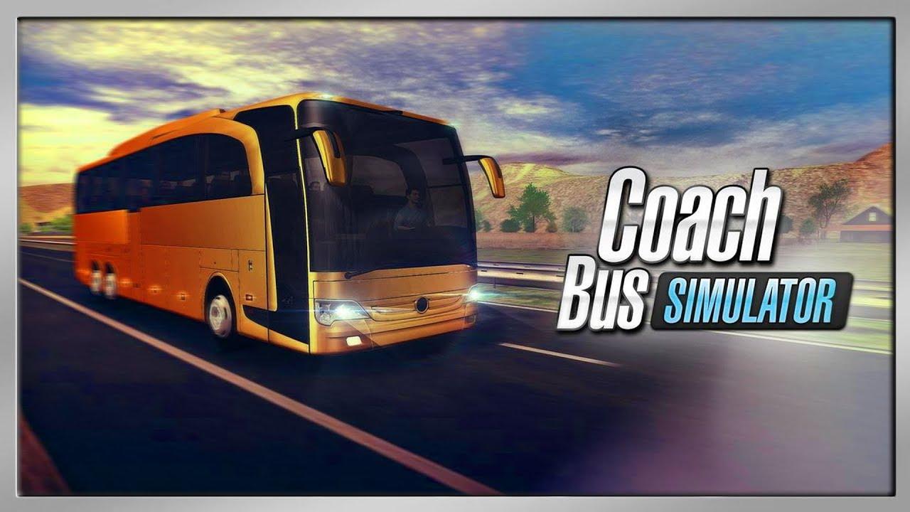 Trải Nghiệm COACH BUS Simulator | Game Lái Xe Bus Trên Điện Thoại