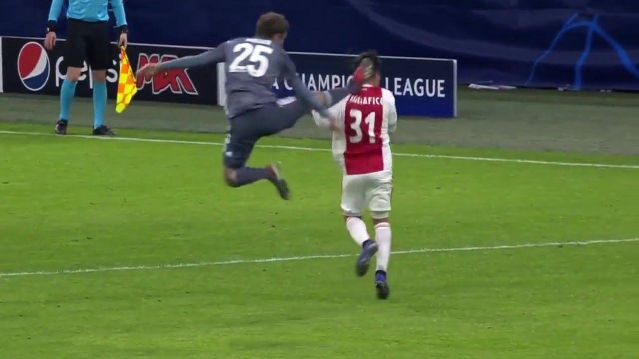 Photo of Sensational Revenge Moments in Football #1 – الرياضة