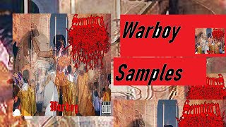 Songs sampled on Sematary - Warboy EP