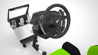 OpenWheeler® Racing Simulator Seat / Wheel Stand Now Available in a Variety of Colors