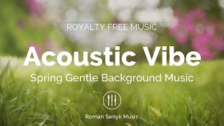 Acoustic Vibe - Royalty Free/Music Licensing