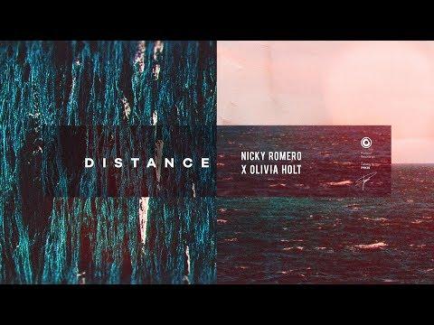 Nicky Romero X Olivia Holt - Distance (Official Lyric Video)