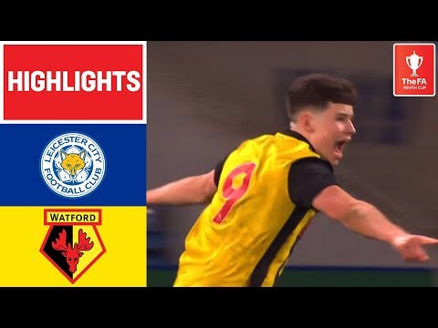 Underdogs Watford Clinch Extra-Time Victory! Leicester U18 1-2 Watford U18 | FA Youth Cup 18/19