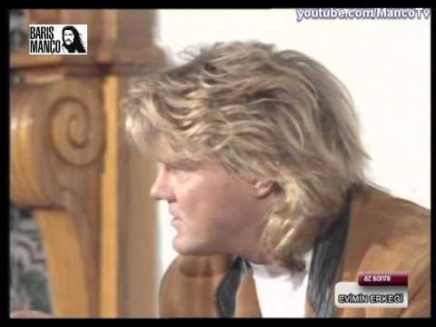 Barış Manço Interview with Modern Talking's Dieter Bohlen 1990