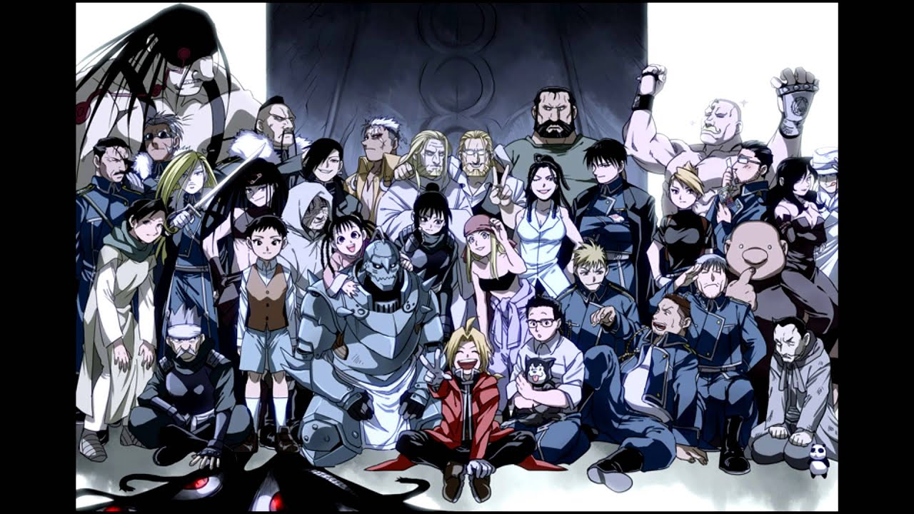 Fullmetal Alchemist: Brotherhood - Period (TV size) - YouTube