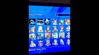 How to change your profile picture on ps4(psn)