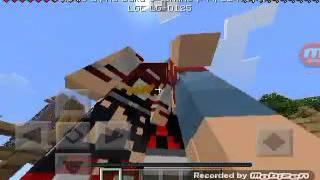 Primeiro video de maincraft com idulos do youteb