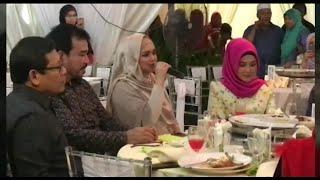 Datuk Siti Nurhaliza menyanyi santai jer untuk pengantin pun sedap
