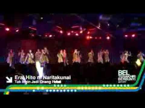 JKT48_KIII_TERBARU_THEATER_-_Tak Ingin Jadi Orang Hebat
