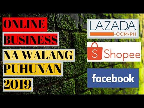 Online Business Na Walang Puhuhan 2019   Local Dropshipping tagalog
