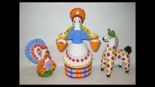Димковская іграшка Проект 1 Б