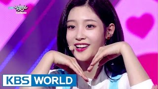 dia will you go out with me   다이아 나랑 사귈래 music bank 2017 05 12