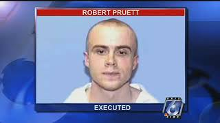 Pruett executed for killing Beeville prison guard