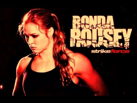 Ronda Rousey Hall Of Fame Tribute 2015
