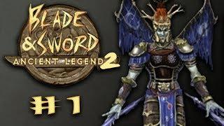 "Blade & Sword 2 #1 ""Sacred Elixir"""