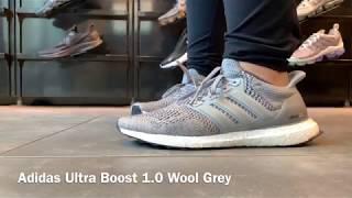 UltraBoost 1.0 Retro 'Wool Grey' 2020