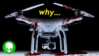 THE DRONE (2019) - A Horror Movie So Stupid I Fell In Love With It