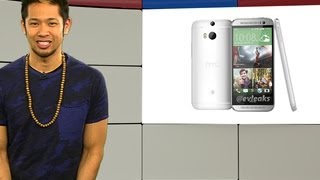 Googlicious - The new HTC One is leaked before its official reveal