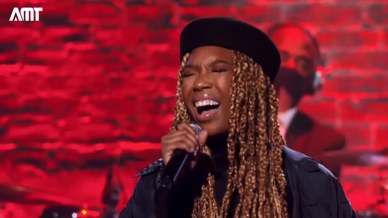 [AMT EXCLUSIVE] - Brandy Performs At The 2020 Soul Train