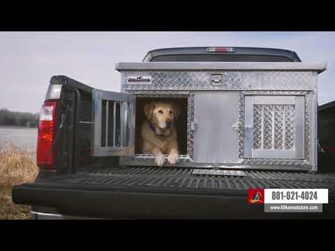 K9 Kennel Deer Creek Dog Boxes