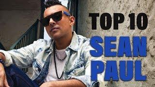 TOP 10 Songs - Sean Paul