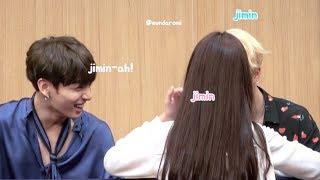 170922 알라딘 팬사인회 방탄소년단 지민 with 정국 직캠 (bts jimin, jungkook FOCUS)