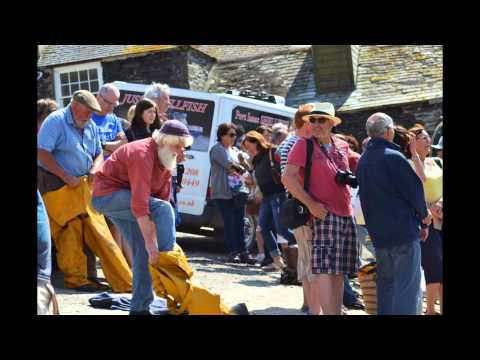 Watching The Filming Of Doc Martin July 2013