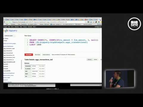BigQuery over a BitCoin dataset by FELIPE HOFFA & ANDRES L. MARTINEZ at Big Data Spain 2013
