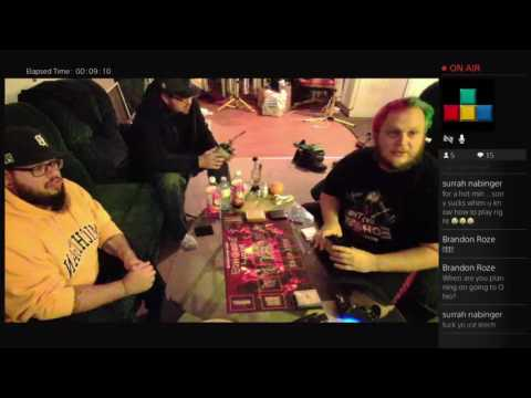 Gaming Under The Influence - Into the Echoside