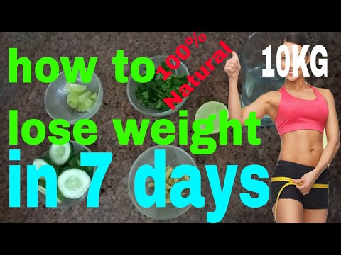 overnight weight loss drink Instant belly fat burner Naturally in Hindi Without Exercise