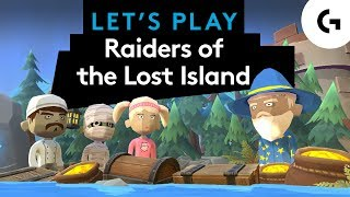 FORBIDDEN TREASURE - Let's play Raiders of the Lost Island