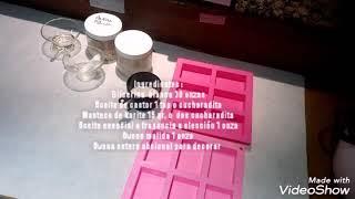 Como hacer jabon de avena con base de glicerina