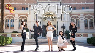 [KPOP IN PUBLIC] Red Velvet (레드벨벳) -Psycho Dance Cover by ON…