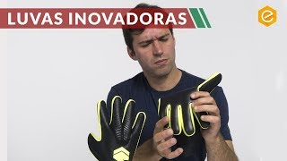 Luvas guarda-redes Mercurial Touch