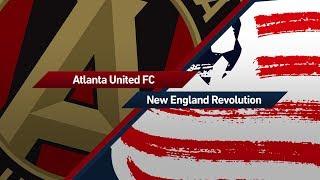 Highlights: Atlanta United vs. New England Revolution   September 13, 2017