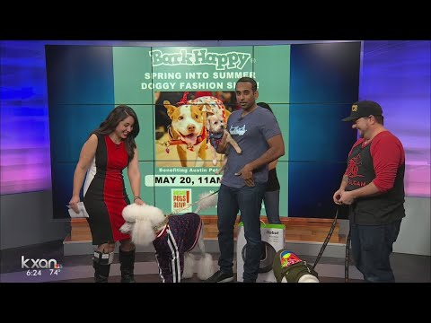 Doggy fashion show to benefit Austin Pets Alive