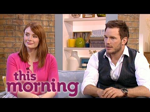 Chris Pratt and Bryce Dallas Howard - Jurassic World Interview | This Morning