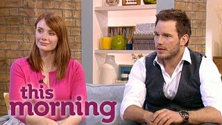 Chris Pratt and Bryce Dallas Howard - Jurassic World Interview | This Morning