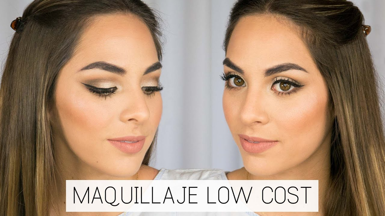 Tutorial Brown Pearly Look Maquillaje Lowcost Youtube