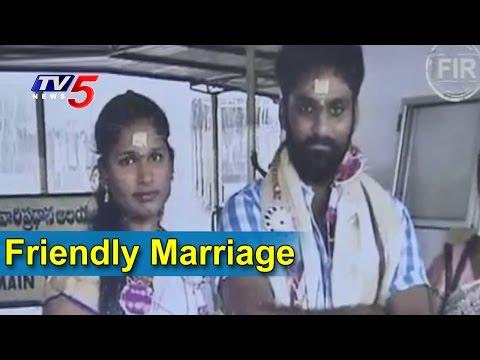 Friendly Marriage - B Tech Student Cheats Hostel Worker | FIR | Crime News | TV5 News