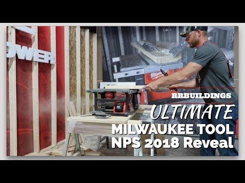 The ULTIMATE Milwaukee Tool NPS 18 Reveal