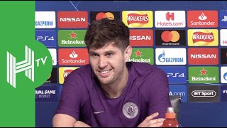 John Stones: We are dreaming of the quadruple