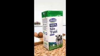 Sữa tươi tiệt trùng Vinamilk chai 1 lít