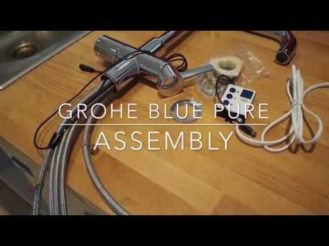 Простая установка GROHE BLUE 31299001