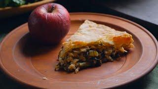 Vegetarian Pie From 1769