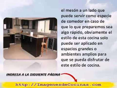 Im genes de cocinas modernas minimalistas decoraci n de - Youtube cocinas modernas ...