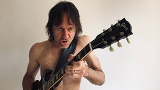 Vanda And The Youngs - You Ain't Got A Hold On Me (AC/DC) version