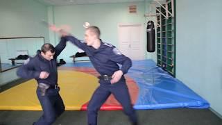 Рукопашный бой системы А.А.Кадочникова Херсон. Тренировки.